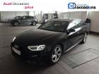 Audi A4 Avant A4 Avant 35 TFSI 150 S tronic 7 S line 5p Noir à Cessy 01