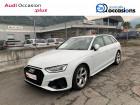 Audi A4 Avant A4 Avant 35 TFSI 150 S tronic 7 S line 5p Blanc à Sallanches 74