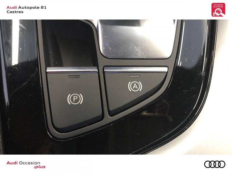 Audi A4 Avant A4 Avant 40 TDI 190 S tronic 7 S line 5p Blanc occasion à Castres - photo n°19