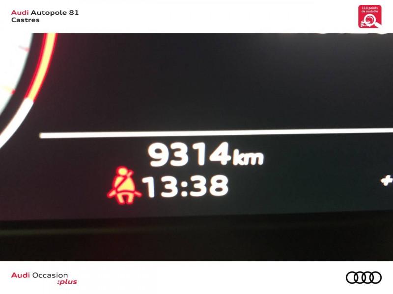 Audi A4 Avant A4 Avant 40 TDI 190 S tronic 7 S line 5p Blanc occasion à Castres - photo n°6