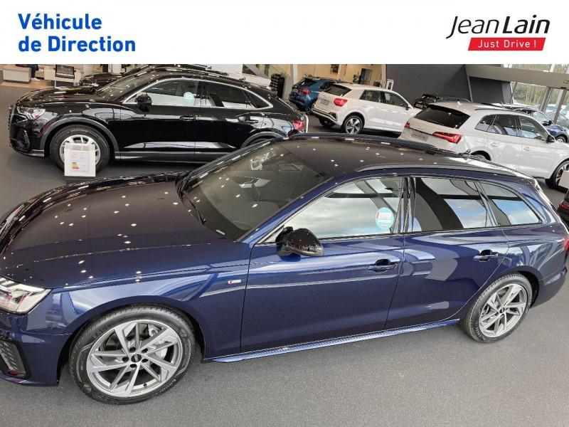 Audi A4 Avant A4 Avant 40 TDI 204 S tronic 7 Quattro S Edition 5p  occasion à Seynod - photo n°8