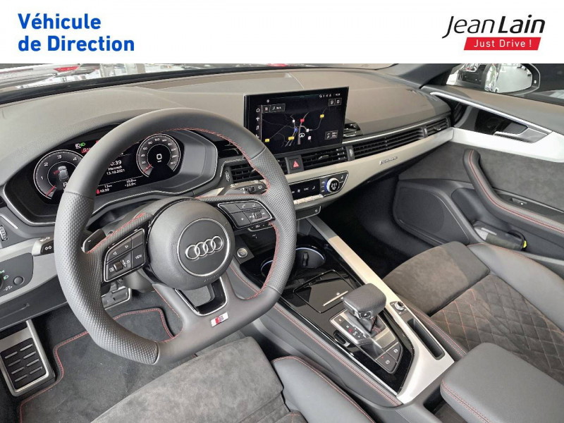 Audi A4 Avant A4 Avant 40 TDI 204 S tronic 7 Quattro S Edition 5p  occasion à Seynod - photo n°11