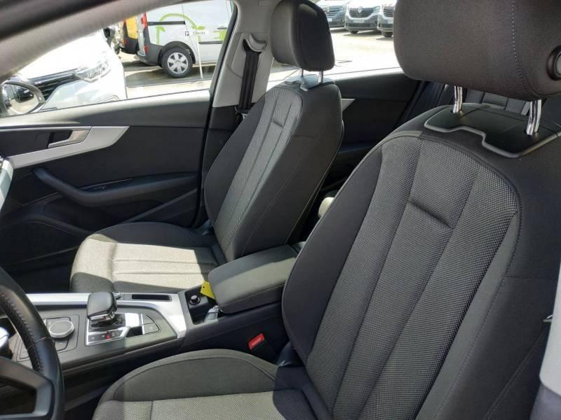 Audi A4 Avant BUSINESS 2.0 TDI ultra 150 S tronic 7 Line Bleu occasion à VANNES - photo n°18