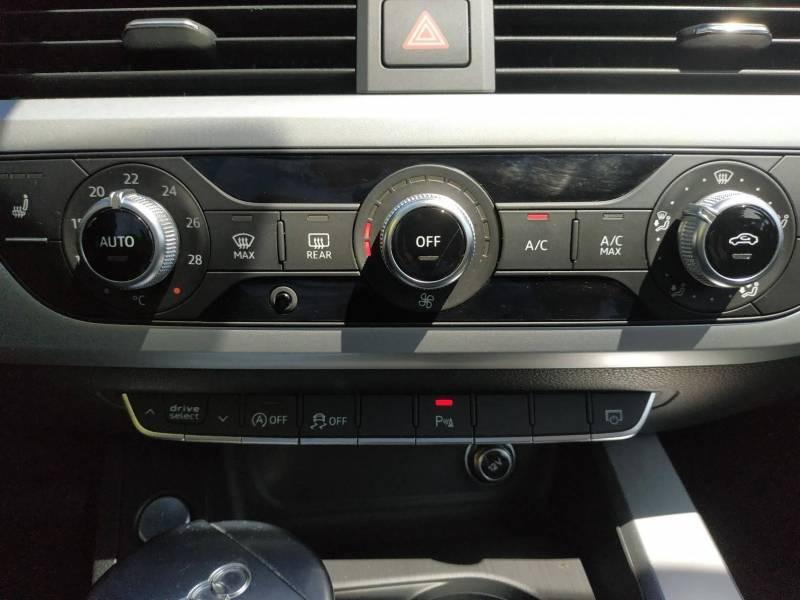 Audi A4 Avant BUSINESS 2.0 TDI ultra 150 S tronic 7 Line Bleu occasion à VANNES - photo n°14
