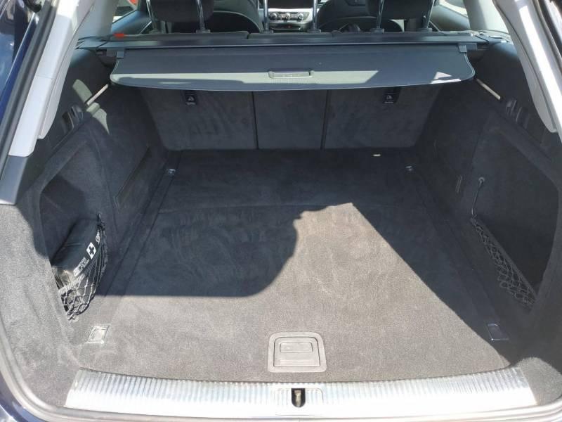 Audi A4 Avant BUSINESS 2.0 TDI ultra 150 S tronic 7 Line Bleu occasion à VANNES - photo n°6