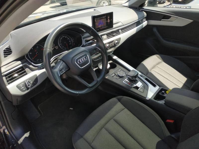Audi A4 Avant BUSINESS 2.0 TDI ultra 150 S tronic 7 Line Bleu occasion à VANNES - photo n°17