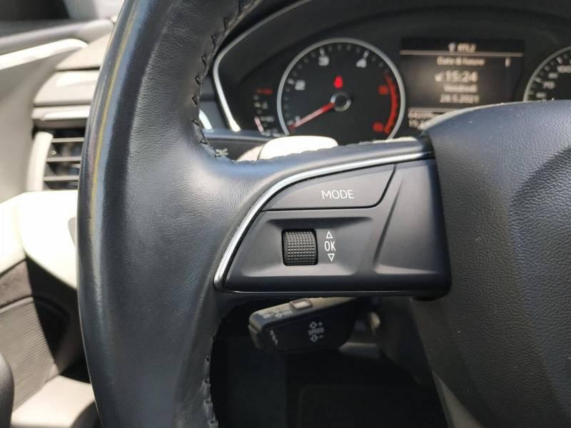 Audi A4 Avant BUSINESS 2.0 TDI ultra 150 S tronic 7 Line Bleu occasion à VANNES - photo n°19