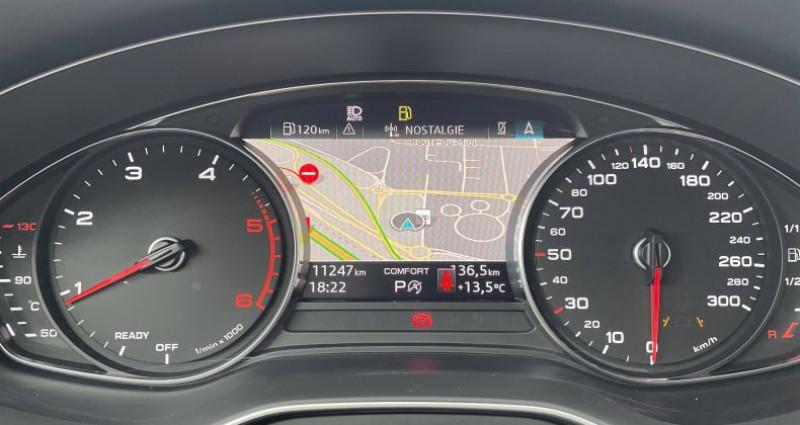 Audi A4 Avant BUSINESS 30 TDI 136 S tronic 7 Business Line Noir occasion à Saint-Ouen - photo n°7