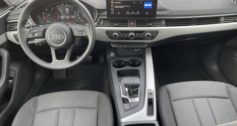 Audi A4 Avant BUSINESS 30 TDI 136 S tronic 7 Business Line Noir occasion à Saint-Ouen - photo n°6