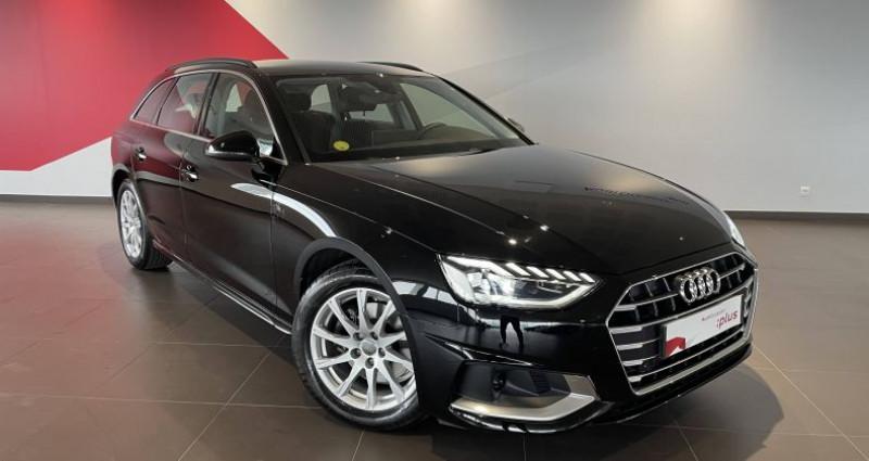Audi A4 Avant BUSINESS 30 TDI 136 S tronic 7 Business Line Noir occasion à Saint-Ouen