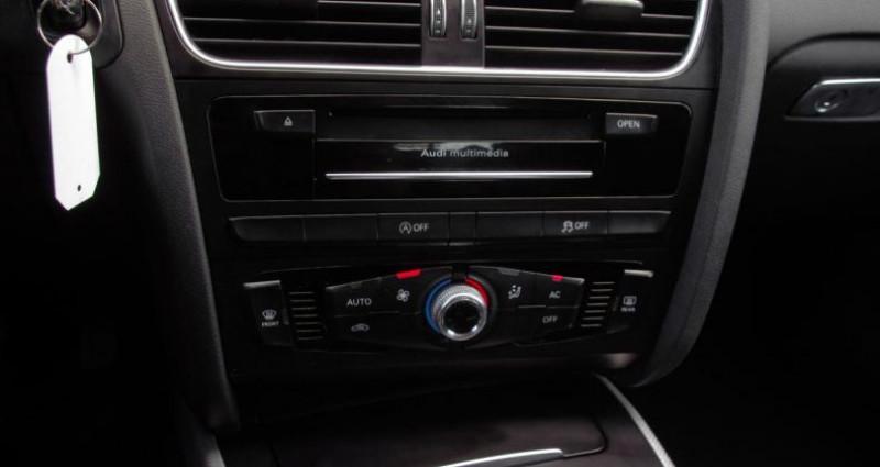 Audi A4 Avant IV (2) AVANT 2.0 TDI 143 BUSINESS LINE Gris occasion à Chambourcy - photo n°6