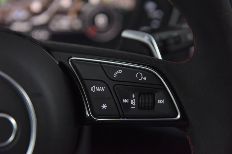 Audi A4 Avant RS4 Avant V6 2.9 TFSI 450 ch Tiptronic 8 Quattro  5p Rouge occasion à Castres - photo n°20