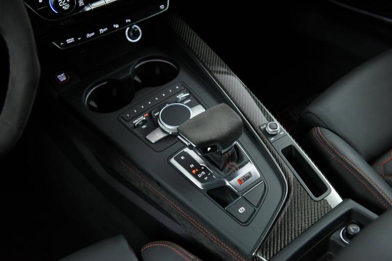 Audi A4 Avant RS4 Avant V6 2.9 TFSI 450 ch Tiptronic 8 Quattro  5p Rouge occasion à Castres - photo n°15