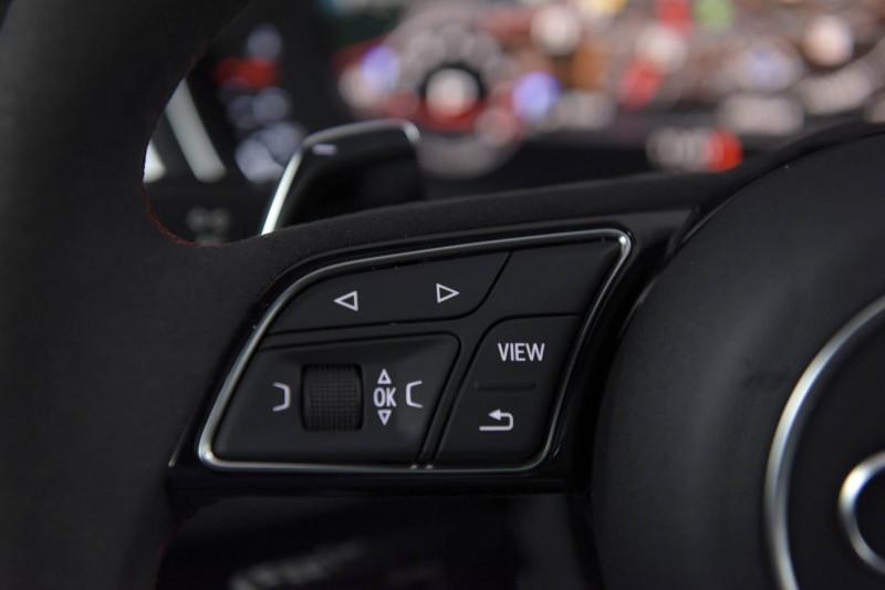 Audi A4 Avant RS4 Avant V6 2.9 TFSI 450 ch Tiptronic 8 Quattro  5p Rouge occasion à Castres - photo n°19
