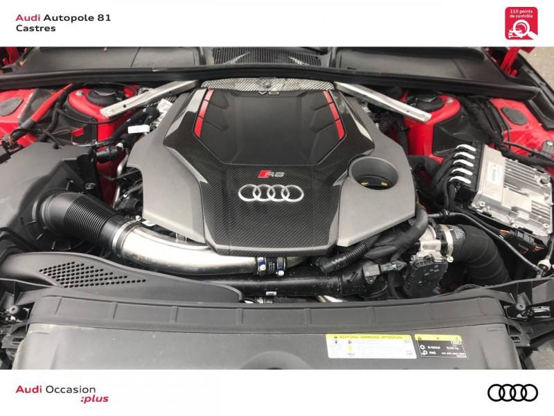 Audi A4 Avant RS4 Avant V6 2.9 TFSI 450 ch Tiptronic 8 Quattro  5p Rouge occasion à Castres - photo n°7