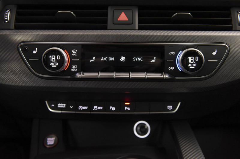 Audi A4 Avant RS4 Avant V6 2.9 TFSI 450 ch Tiptronic 8 Quattro  5p Rouge occasion à Castres - photo n°11