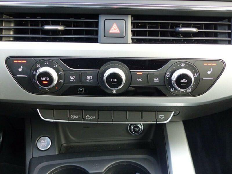 Audi A4 1.4 TFSI 150 Noir occasion à Beaupuy - photo n°8