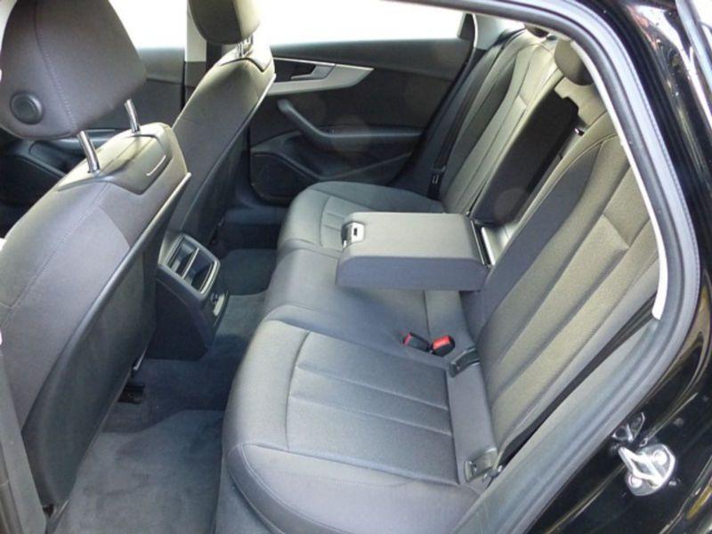 Audi A4 1.4 TFSI 150 Noir occasion à Beaupuy - photo n°6