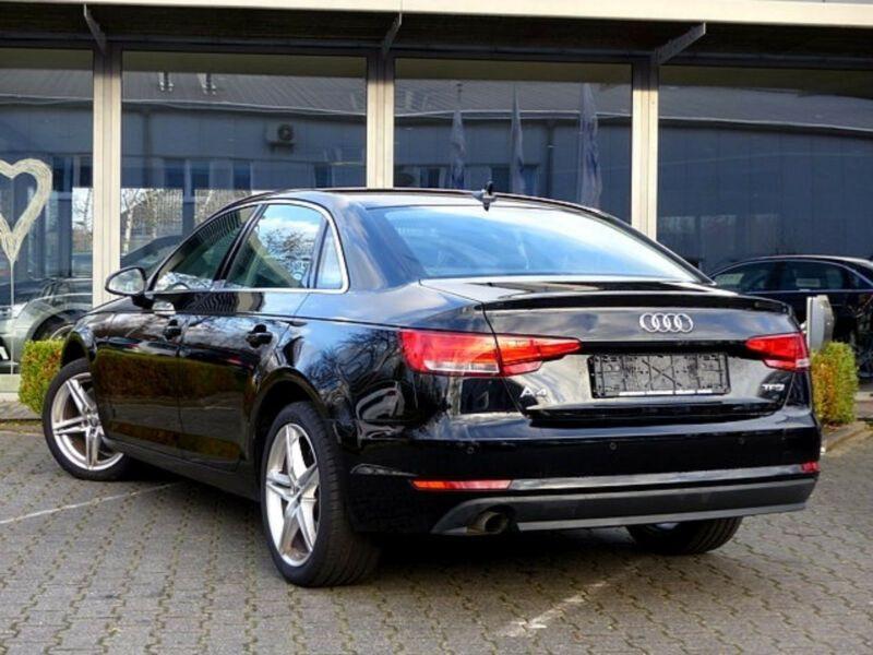 Audi A4 1.4 TFSI 150 Noir occasion à Beaupuy - photo n°3