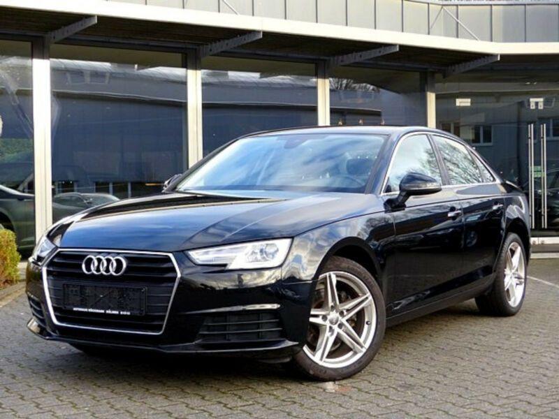 Audi A4 1.4 TFSI 150 Noir occasion à Beaupuy