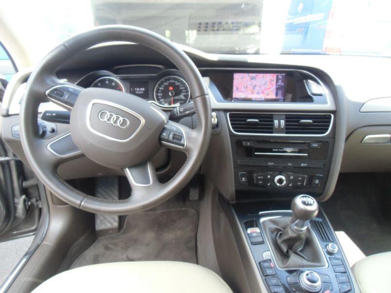 Audi A4 1.8 TFSI Quattro 170 Marron occasion à Beaupuy - photo n°2