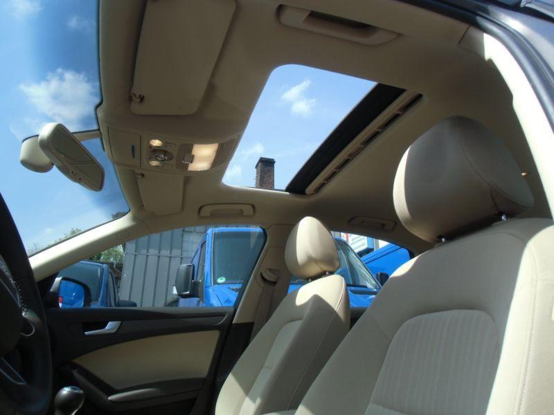 Audi A4 1.8 TFSI Quattro 170 Marron occasion à Beaupuy - photo n°5