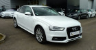 Audi A4 2.0 TDI 120 S-Line Blanc à SAINT MAXIMUM 60