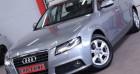 Audi A4 2.0 TDi 12OCV EURO5 XENON LED CLIMATRONIC GARANTIE Gris à Sombreffe 51