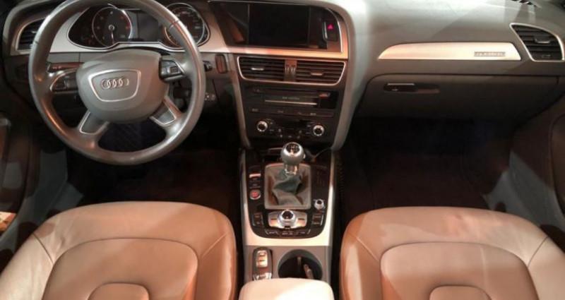 Audi A4 2.0 TDI 150 Quattro S Line Gris occasion à MONTPELLIER - photo n°2