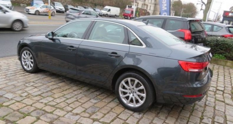 Audi A4 2.0 TDI 150CH BUSINESS LINE S TRONIC 7 Gris occasion à Juvisy sur Orge - photo n°2
