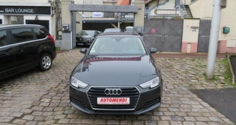Audi A4 2.0 TDI 150CH BUSINESS LINE S TRONIC 7 Gris occasion à Juvisy sur Orge