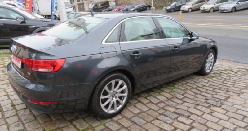 Audi A4 2.0 TDI 150CH BUSINESS LINE S TRONIC 7 Gris occasion à Juvisy sur Orge - photo n°6