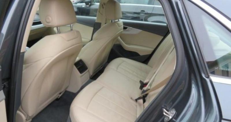 Audi A4 2.0 TDI 150CH BUSINESS LINE S TRONIC 7 Gris occasion à Juvisy sur Orge - photo n°5