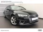 Audi A4 2.0 TDI 150ch S line S tronic 7 Noir à Brest 29