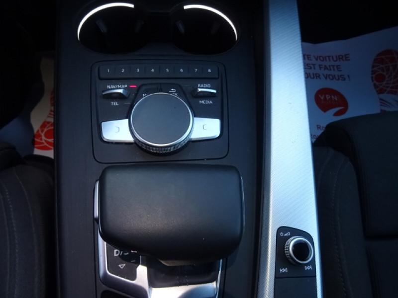 Audi A4 2.0 TDI 150CH S LINE S TRONIC 7 Gris occasion à Mérignac - photo n°14