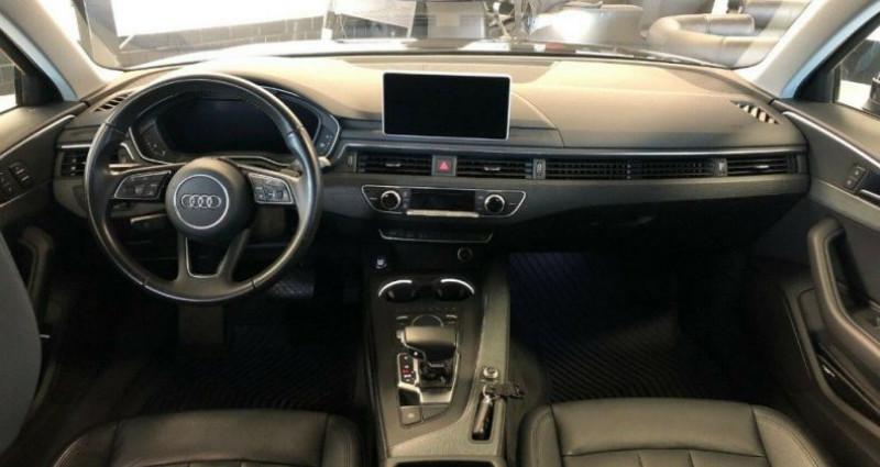 Audi A4 2.0 TFSI  190 S LINE S TRONIC (07/2017) Noir occasion à Saint Patrice - photo n°7
