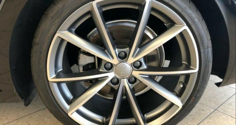 Audi A4 2.0 TFSI  190 S LINE S TRONIC (07/2017) Noir occasion à Saint Patrice - photo n°6