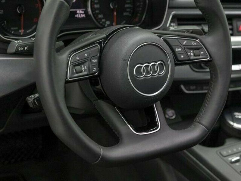 Audi A4 2.0 TFSI 190 Noir occasion à Beaupuy - photo n°8
