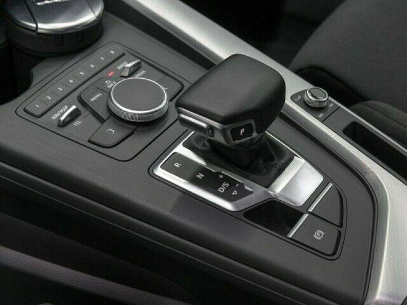 Audi A4 2.0 TFSI 190 Noir occasion à Beaupuy - photo n°6