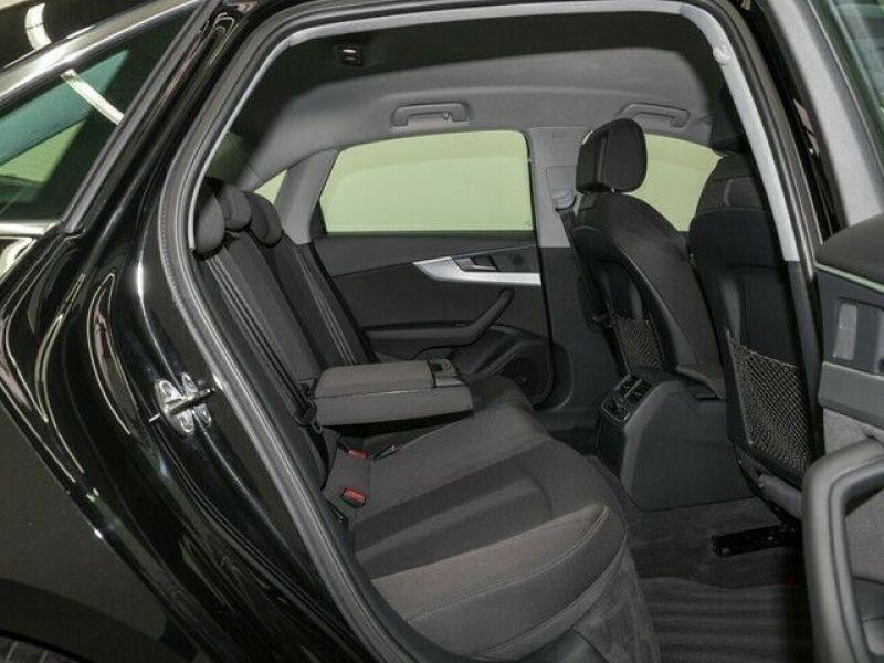 Audi A4 2.0 TFSI 190 Noir occasion à Beaupuy - photo n°5