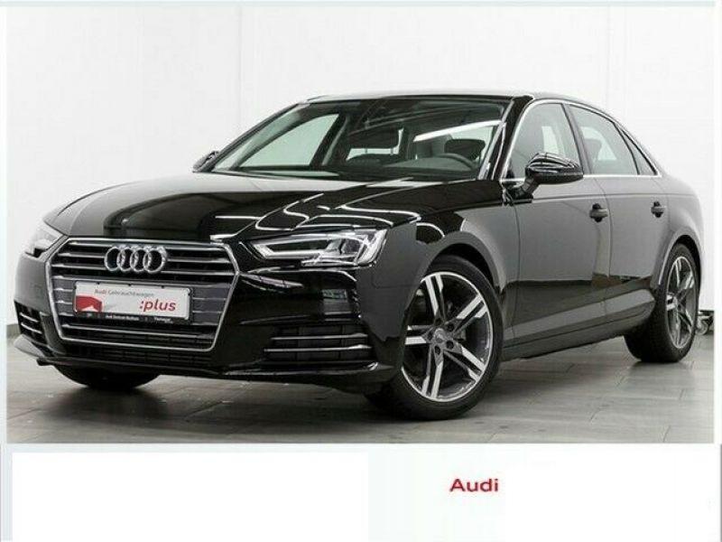 Audi A4 2.0 TFSI 190 Noir occasion à Beaupuy