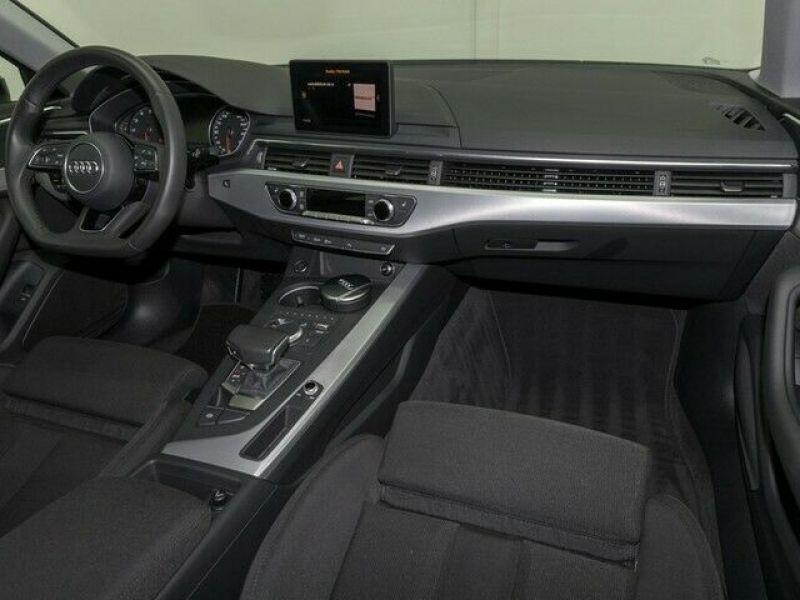 Audi A4 2.0 TFSI 190 Noir occasion à Beaupuy - photo n°2