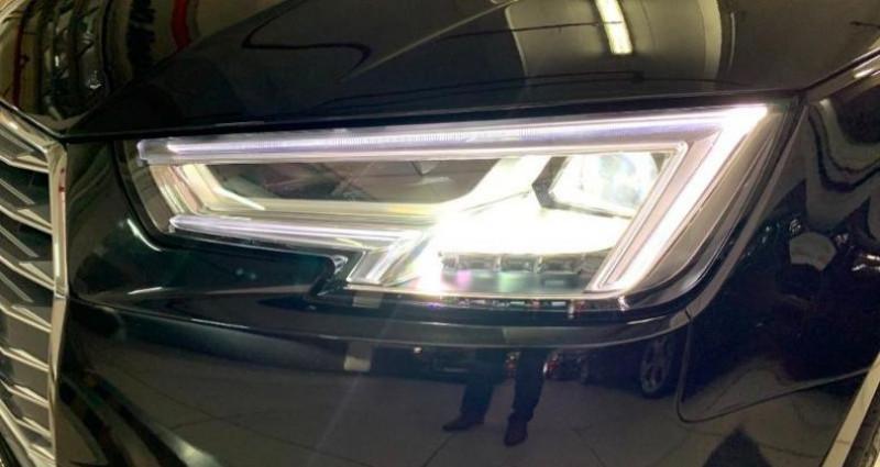 Audi A4 2.0 TFSI 190ch ultra Design Luxe S tronic 7 Noir occasion à Paris - photo n°5