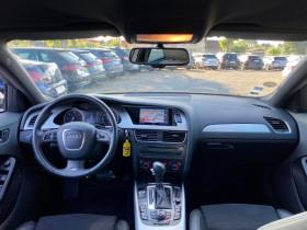 Audi A4 2.7 V6 TDI 190ch DPF S line Multitronic Marron occasion à Castelmaurou - photo n°6