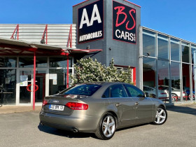 Audi A4 2.7 V6 TDI 190ch DPF S line Multitronic Marron occasion à Castelmaurou - photo n°2
