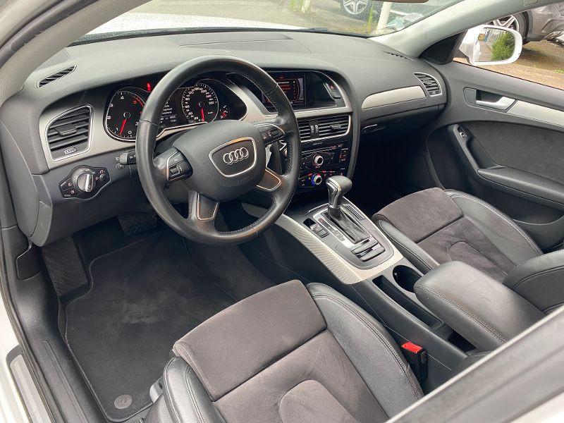 Audi A4 3.0 V6 TDI 204ch DPF Ambiente Multitronic Blanc occasion à Castelmaurou - photo n°3