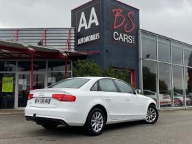 Audi A4 3.0 V6 TDI 204ch DPF Ambiente Multitronic Blanc occasion à Castelmaurou - photo n°2