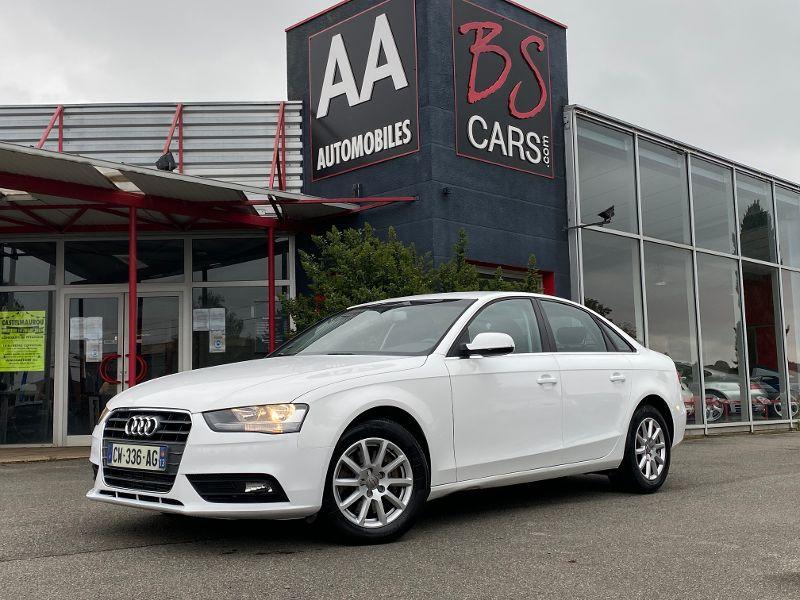 Audi A4 occasion 2013 mise en vente à Castelmaurou par le garage BS CARS.COM - photo n°1
