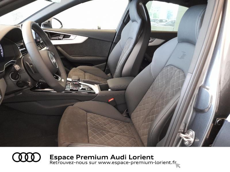 Audi A4 35 TDI 163ch S Edition S tronic 7 9cv Gris occasion à Lanester - photo n°7