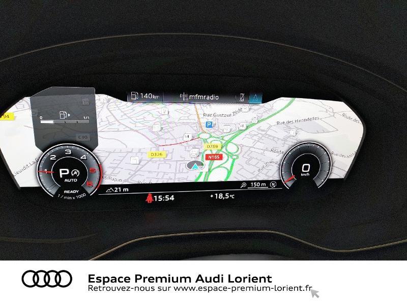 Audi A4 35 TDI 163ch S Edition S tronic 7 9cv Gris occasion à Lanester - photo n°17